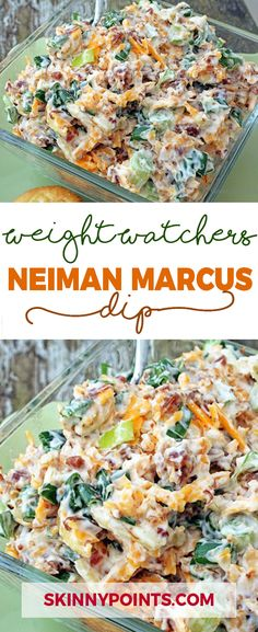 Neiman Marcus Dip - Weight Watchers Freestyle Smart Points
