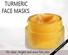 """TUMERIC"" face mask"