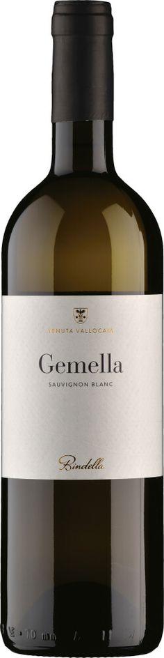 Gemella bianco - Toscana Sauvignon Blanc, White Wine, Bottle, Exotic Fruit, Tuscany, Liquor, Wine, Flask, White Wines