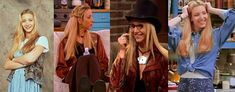 Remember Fibi from friends... way back in the 90s? Well her costumes are the inspiration for Patty's character. Think kooky, quirky and off-kilter in a fun-loving way!