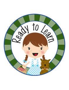 DOROTHY & OZ Theme Classroom Decor / Behavior Clip Chart / editable / ARTrageous FUN / graphics by Jazzy Patterns and JW Illustrations