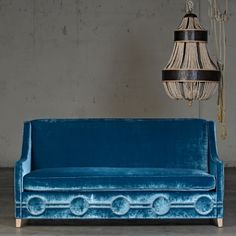 velvet couches | Hospitality + Shine by S.H.O — ★ House of Many Hues ★