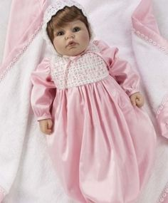 "~ New Lee Middleton ~*~ Artist Studio  ~*~  My Precious Love  20"" Babydoll ~"