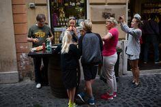 Where to Eat Pizza al Taglio in Rome | Lucky Peach