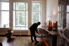 Karena Schuessler — Design Art Gallerist, Apartment & Gallery, Charlottenburg & Wilmersdorf, Berlin —