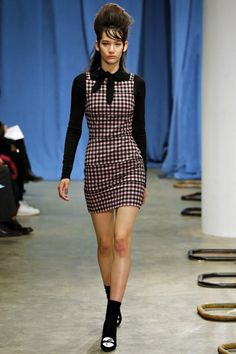 Adam Selman (4)  - Shows - Fashion Herfst/Winter 2015-16 / New York