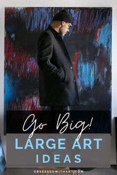 These 14 artists create BIG works. Does your space need a little abstract or some black and white photography or maybe a massive landscape? Check out these artists to get some inspiration! #largewallart #wallart #art #paintings #artistspotlight #largehomedecor Graphic Art Prints, Art Prints Quotes, Wall Art Quotes, Wall Art Prints, Kitchen Art Prints, Art Prints For Home, Art Photography Portrait, White Photography, Cheap Wall Art
