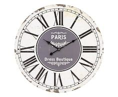 Orologio da parete in mdf Dress - d 60 cm