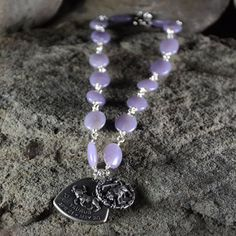 #OpenSky                  #Women                    #Taurus #Purple #Jade #Zodiac #Double #Pendant #Necklace #James #Murray #Jewelry                        Taurus Purple Jade Zodiac Double Pendant Necklace by James Murray Jewelry                               http://www.snaproduct.com/product.aspx?PID=5823682