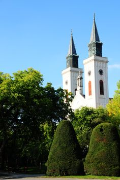 St Stephan's Church - (the Carmelite convent) #Sombor #lifestyleserbia