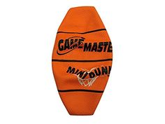 Electronic Basketball Games for Kids - Mini Basketball 7 Inch Orange For Mini Dunxx Basketball Arcade Game * Click on the image for additional details.