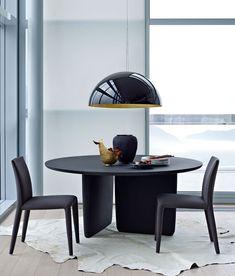 Table: TOBI-ISHI - Collection: B&B Italia - Design: Barber and Osgerby