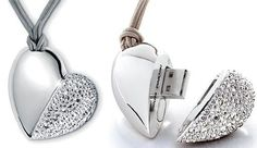 Philips and Swarovski active crystals usb