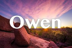 Owen | 22 Classic Baby Names That Will Stand The Test Of Time