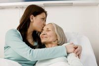 How to Receive a Paycheck for Caring for Elderly Parents | eHow