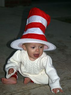 You can't have a Dr. Seuss party without the hat!