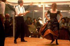 Dancing Below Deck   Titanic