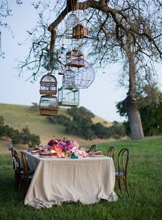 I want to have a dinner party HERE!