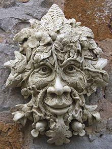 Stone Garden Ornament Meredith Tree Man
