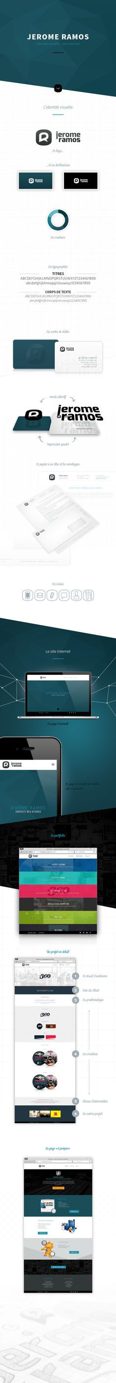 Le Site, Site Internet, Bar Chart, Corporate Design
