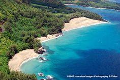Lumahai beach on Kauai.  One of those great little hidden beaches we were lucky enough to stumble upon.