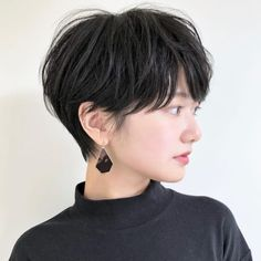 The Flapper Reborn - 40 Сharming Short Fringe Hairstyles for Any Taste and Occasion - The Trending Hairstyle Short Hair Tomboy, Asian Short Hair, Girl Short Hair, Short Hair Cuts, Tomboy Hairstyles, Girl Haircuts, Fringe Hairstyles, Short Bob Hairstyles, Shot Hair Styles