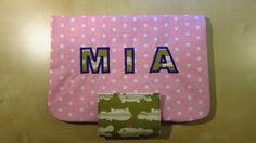 Windeltasche / diaper bag MIA