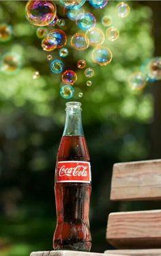 Bubbling Coca` Cola Coca cola Museum Downtown Atlanta