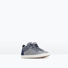 65e1a434ce Las 9 mejores imágenes de Shoes guys | 3 months, Baby boy shoes y ...