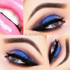 20 Perfect Club Makeup Looks Featuring Sexy Smokey Eyes! ⋆ BeautyTipsnTricks.com