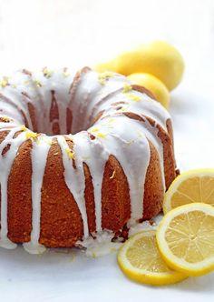 The Ultimate Lemon Cake Recipe (Best Lemon Pound Cake Recipe on the Internet) | Grandbaby Cakes