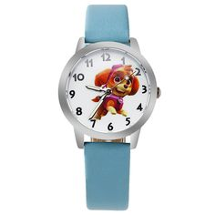 Children's Watches Brilliant Hot Sale Fashion Kids Watch Cartoon Watch Children Student Silicone Waterproof Quartz Wristwatch Slap Cute Gift