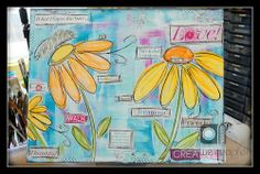 Vision Board 2014 by Tracy Weinzapfel