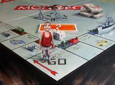 Verloren Acrylgemälde Marcus Vallböhmer