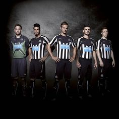 Nice Day Sports: Puma Newcastle United Home Jersey and Fans Afro / ...