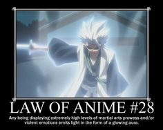 Law of Anime