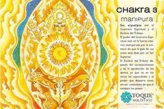 CHAKRA 3 - MANIPURA Sus arquetipos son el Guerrero Espiritual y el Esclavo del Trabajo. El poder del Guerrero Espiritual está en la fuerza interior, atemperada por la creencia de que la guía de sus actos está dada por un Ser Superior. El Esclavo del Trabajo depende del reconocimiento y de la aprobación de los demás, ya que ve en los otros las capacidades y el poder que desearía tener, sin ser consciente de que él también los posee. #Chakra #Manipura #Ram #BienestarParaEstarMejor