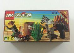 LEGO System 6712 Sheriff's Showdown Western BNIB Great Deal Factory Sealed