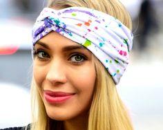 ideen zu bandana binden den look erfrischen