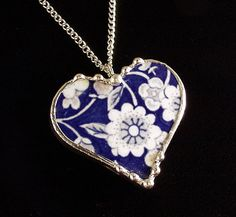 My family has been collecting this china for 40 years...  I must have this necklace