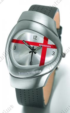Lambretta Watches | Milio Large St. Georg Cross | Edelstahl | Uhren-Datenbank watchtime.net