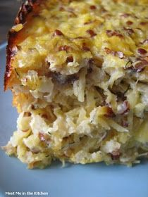 Meet Me in the Kitchen: Spaghetti Squash and Quinoa Bake
