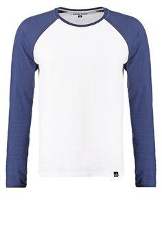 YOUR TURN Langarmshirt white Bekleidung bei Zalando.de | Material Oberstoff: 100% Baumwolle | Bekleidung jetzt versandkostenfrei bei Zalando.de bestellen!