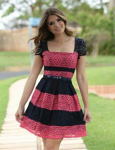 Vestido lindo