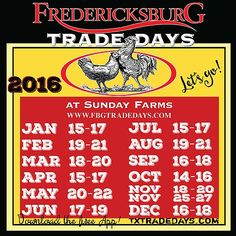 Texas Trade Days Canton First Monday Round Top | Trade Day Posts