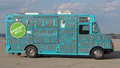 Food Truck Art - Sweetery NYC New York