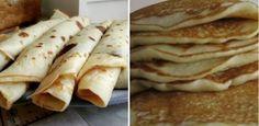 1-138-1 Nutella, Pancakes, Breakfast, Ethnic Recipes, Food, Morning Coffee, Essen, Pancake, Meals