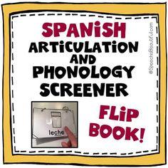 Spanish Articulation