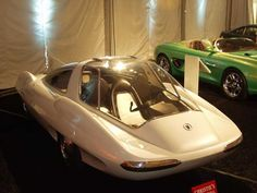 1962 Ghia Selene II concept