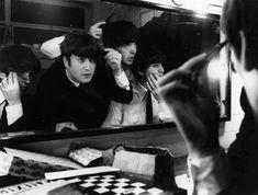 Adrian Belew, Greg Lake, King Crimson, Yoko, Life Magazine, John Lennon, The Beatles, Laughter, Concert